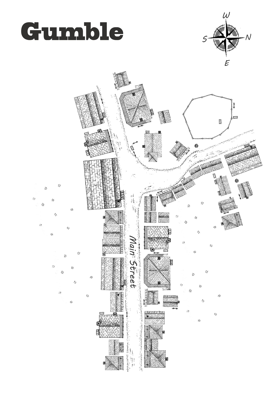 Gumble-Karte