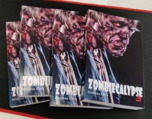 Taschenbuch-Ausgabe Zombiecalypse 3