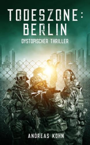 Todeszone: Berlin Cover